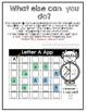 Letter Writing App w/ Spinner