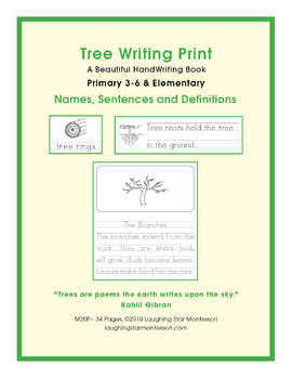 Letter Writing ASL Print PDF