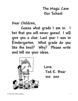 How to write a friendly letter kindergarten 1st 2nd grade writing spiritdancerdesigns Images