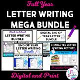 Full Year Letter Writing Bundle