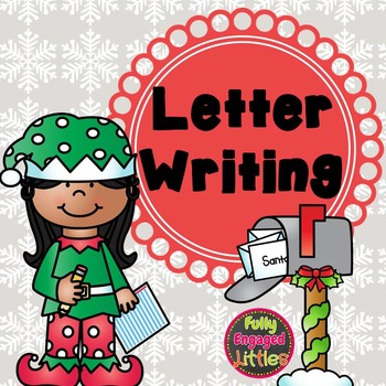 Christmas Letter Writing Activities