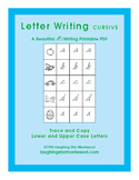 Letter Writing -Cursive