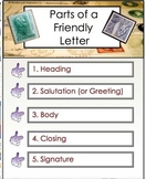 Letter Writing - Friendly Letter, Business, Letter to Editor PDF FIle 27 Pages