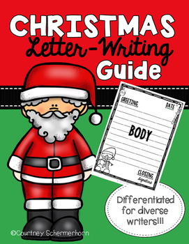 Letter-Writing Guide: Christmas Theme