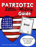 Letter-Writing Guide: Patriotic Theme