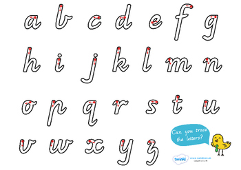 Letter Writing Help Worksheet