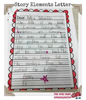 Letter Writing Helper