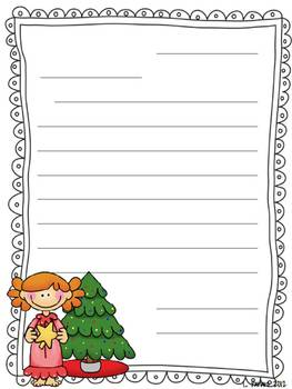 Letter Writing - Letters to Santa