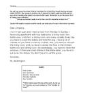 Letter Writing- Los Quehaceres / Tener Que