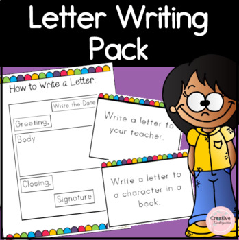 Letter Writing Pack