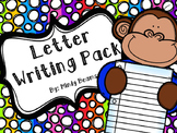 Letter Writing Pack - Interactive Book Included