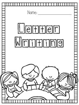 Letter Writing Resource (Assessment Included)