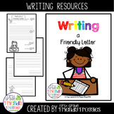 Freebie - Parts of a Friendly Letter