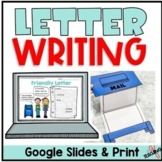 Friendly Letter Writing- Personal Narrative Genre