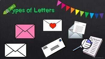 Letter Writing PowerPoint