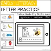 Letter Writing Practice | Preschool, PreK, Kindergarten