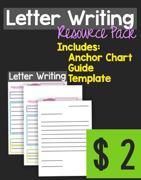 Letter Writing Resource Pack (Growing Bundle)