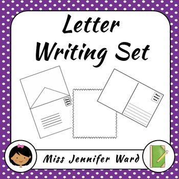 Letter Writing Set