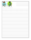 Letter Writing Stationary Pack