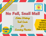 Letter Writing Prompts, Common Core Aligned