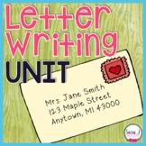 Letter Writing Unit | Friendly Letters