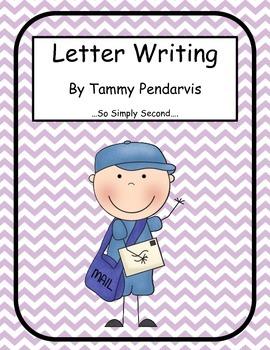 Letter Writing Unit K-3
