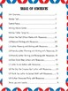 Letter Writing Unit for Primary Grades | 10 Full Lesson Plans and Printables