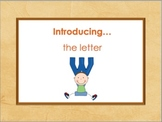 Letter Ww - Alphabet Lesson – Power Point – Interactive – Teaching the Letter W