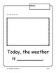 Letter Ww (W is for Weather): Letter Zoo- Preschool Curriculum