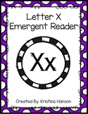 Letter X Book