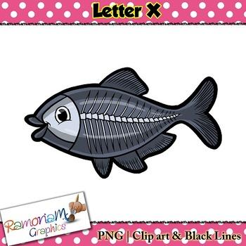 Letter X Clip art
