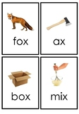 Letter X Flashcards