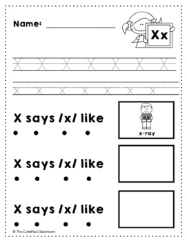 Letter X Review