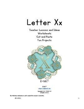 Letter Xx
