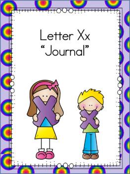Letter Xx Journal