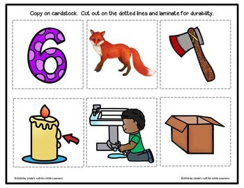 Letter Xx  Picture Web Activity