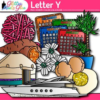 Letter Y Alphabet Clip Art - Letter Recognition, Identific