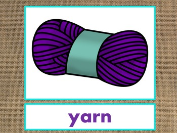 Letter Y Alphabet PowerPoint Fun & Colorful Words w/Pictures (Expandable)