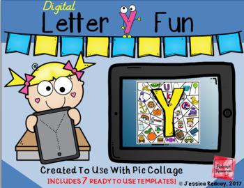 Letter Y Fun