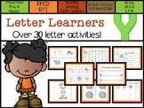 Letter Learners: Letter Y