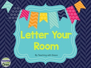 Letter Your Room