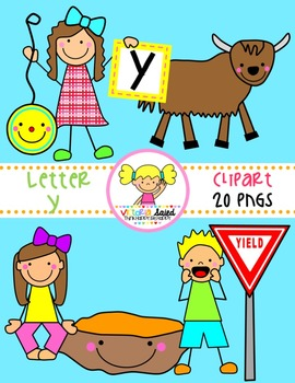 Letter Yy Clipart