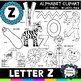 Letter Z Clipart - 20 images! Personal or Commercial use