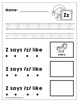 Letter Z Review