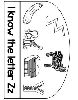 Letter Z Unit
