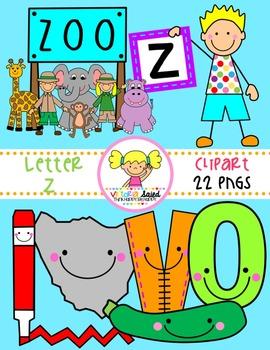 Letter Zz Clipart