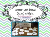 Letter and Initial Sound Wallets