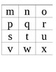 Basic Letter, Number, and Shape Cards