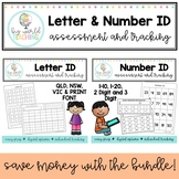 Letter and Number ID Assessment (Digital and Paper Options)