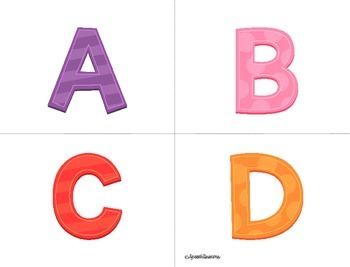 #SPEDCHRISTMAS3 Letter Number Identification {Autism}